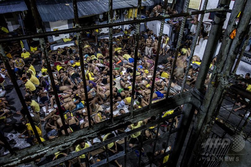 麻薬取引関与疑いの町長、刑務所で警察が射殺 フィリピン