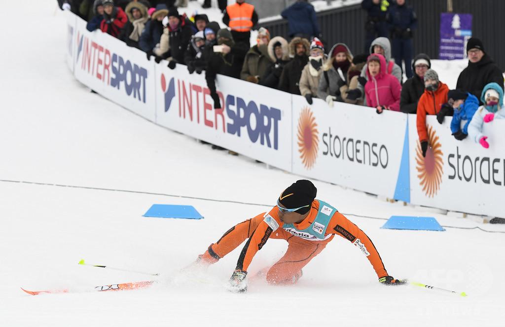 競技未経験で世界選手権出場のスキーヤー、母国ベネズエラに帰国