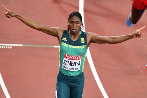 南アフリカ政府、IAAFを提訴したセメンヤへの支援を表明
