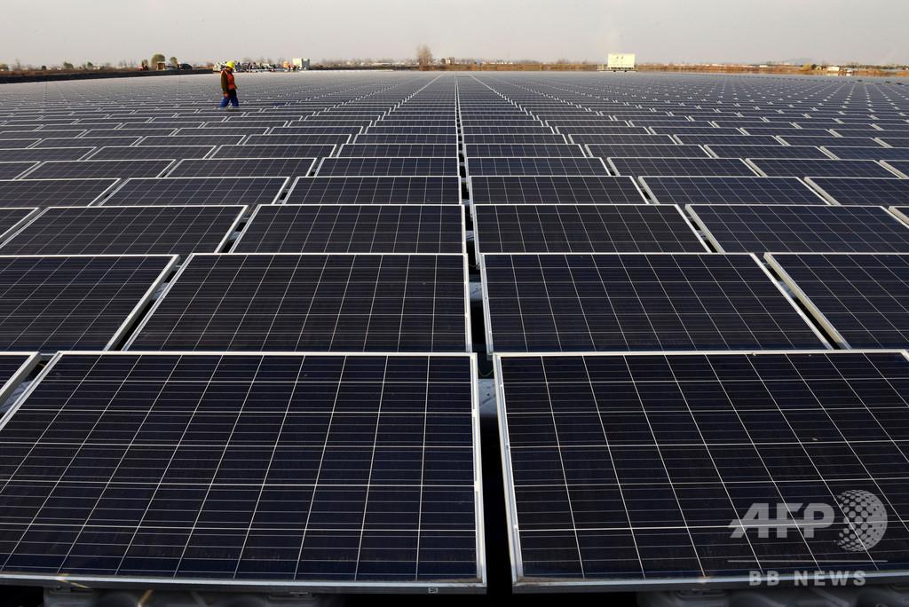 EU、中国製太陽光パネルの輸入制限措置を廃止