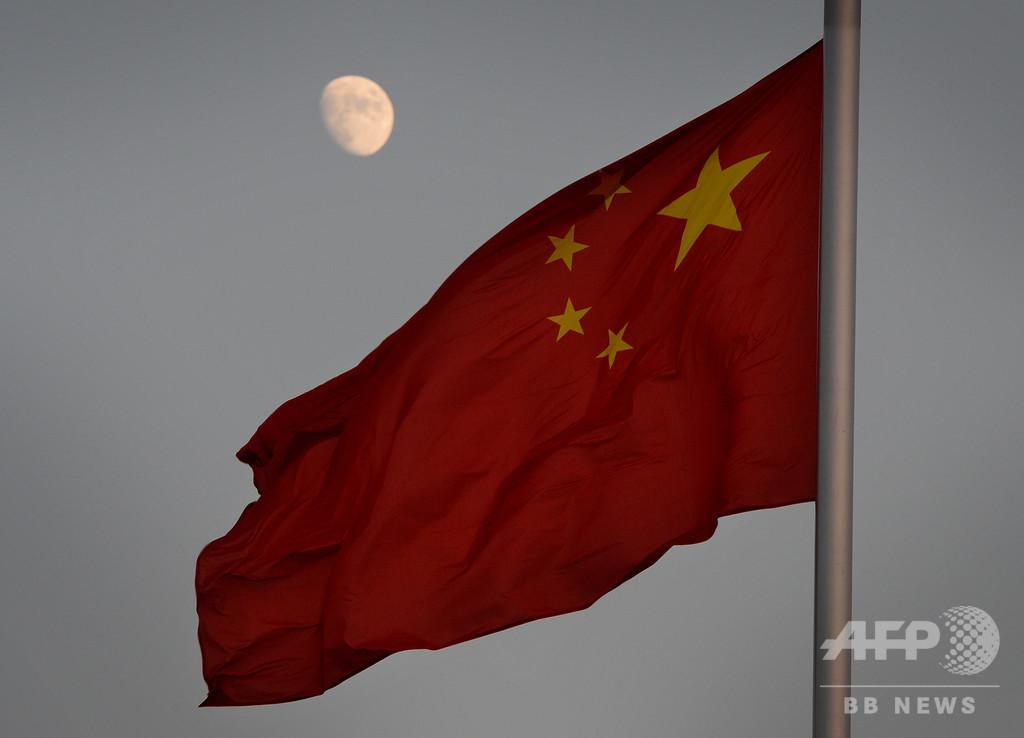 中国、海上からロケット打ち上げ 同国初
