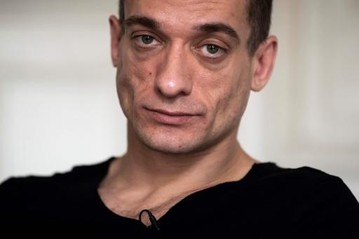 パリ市長候補のわいせつ動画流出、ロシア人芸術家を拘束