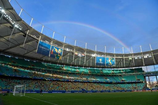 【写真特集】世界の空にかかる虹、AFP収蔵写真から厳選