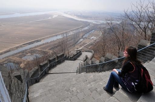 中国と北朝鮮、国境中州で経済特区着工式