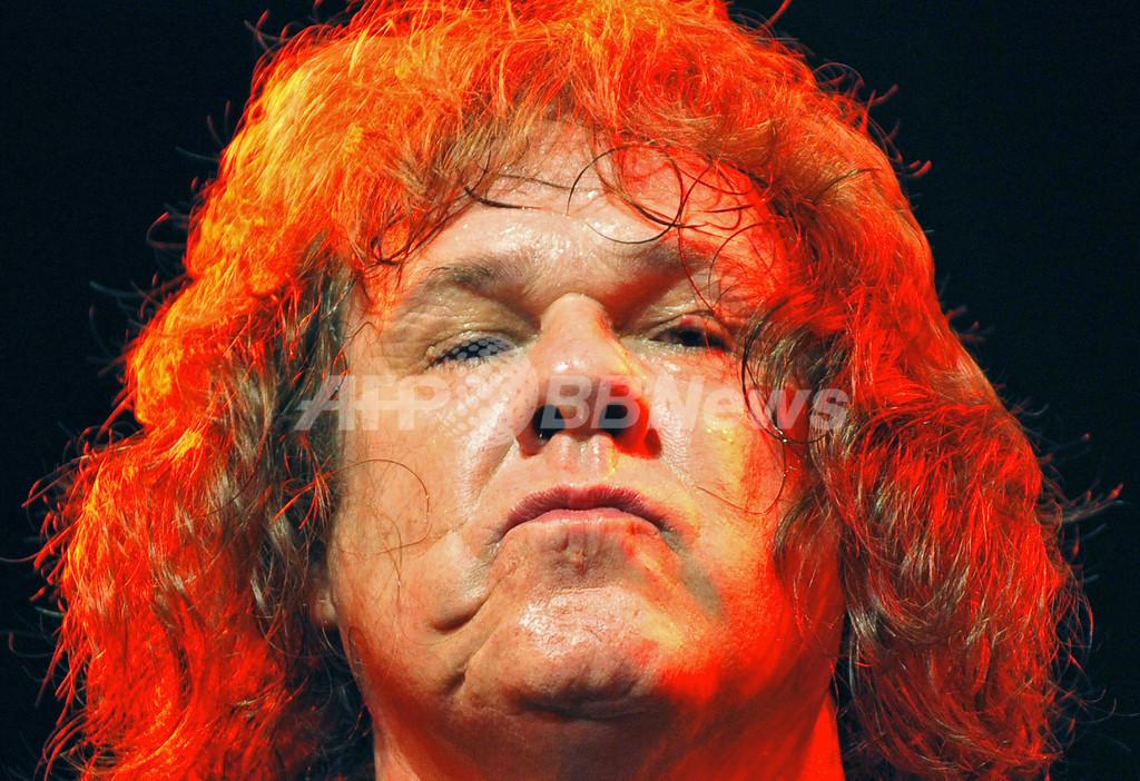 ロックギタリストの大御所、ゲイリー・ムーアさんが死去 滞在先のスペインで
