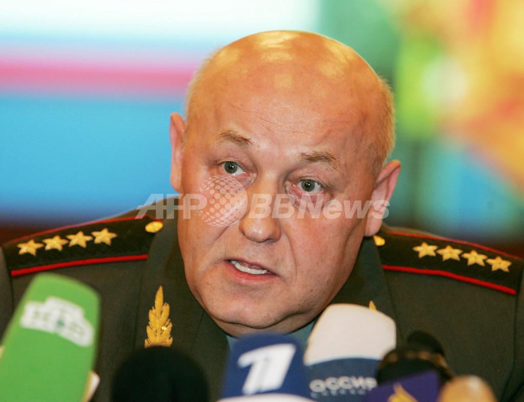 ロシア参謀総長、東欧軍備めぐり欧米を非難