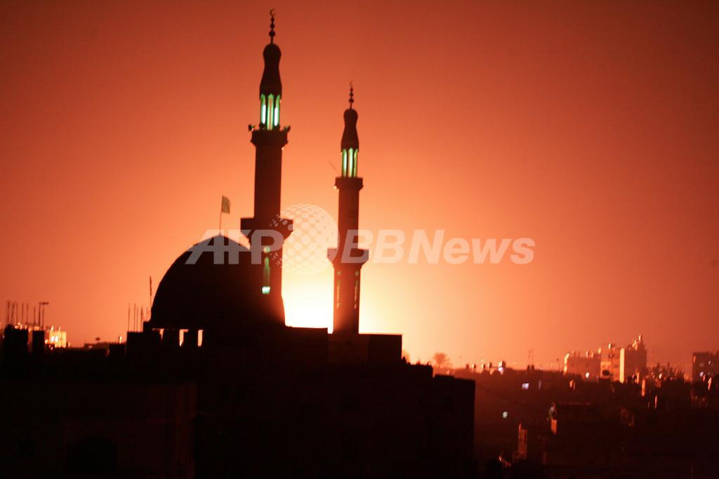 イスラエルによるガザ攻撃、パレスチナ人死者1000人を超える