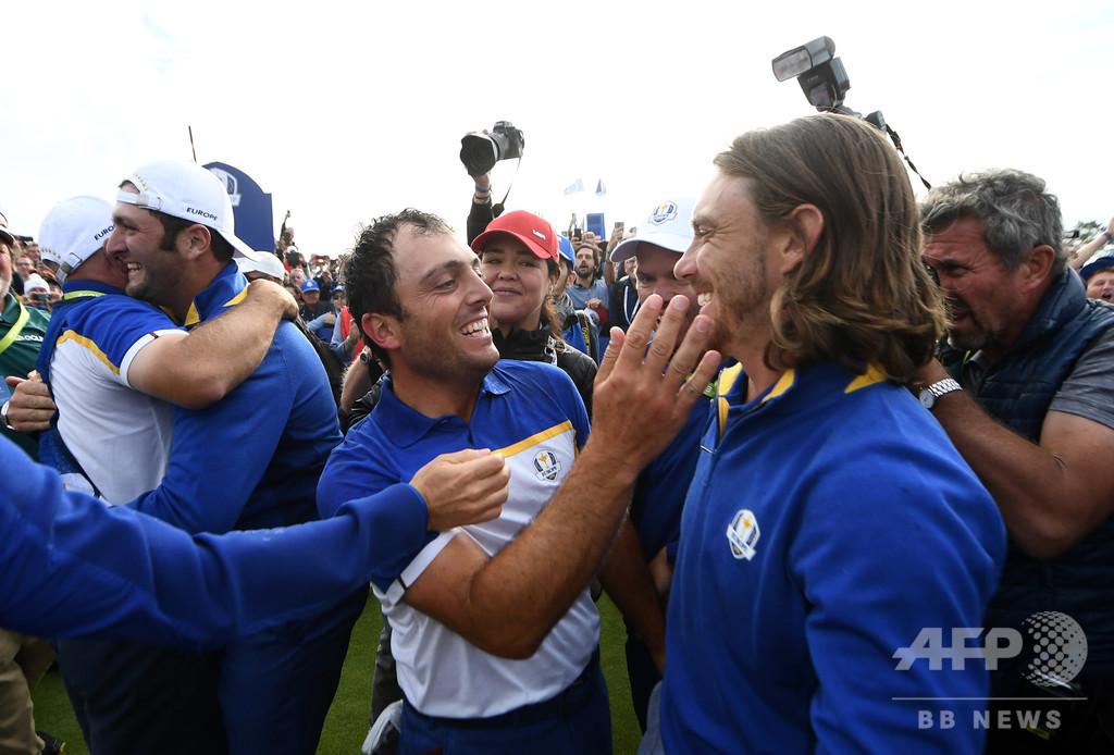 ウッズの5年ぶり優勝からモリナリの大活躍まで、話題に事欠かなかった2018年の男子ゴルフ界