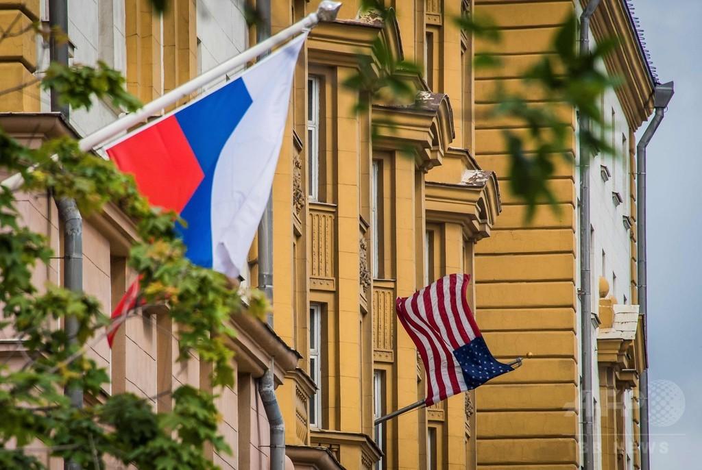 「米ロ関係は非常に危険な低水準」 ロシアも同意見、大統領報道官