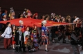 また「やらせ」か五輪開会式、「少数民族の子ども」実は漢民族