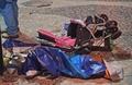 リオ・コパカバーナビーチで遊歩道に車突っ込む、1人死亡 17人負傷
