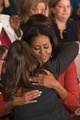 米大統領夫人が最後のメッセージ 「この国はあなた方のもの」