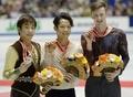 高橋大輔がNHK杯で優勝、織田が2位に