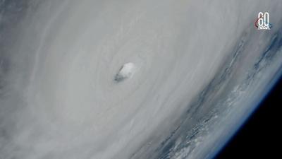 動画:宇宙から見た怪物ハリケーン「マイケル」 強い勢力で進行中
