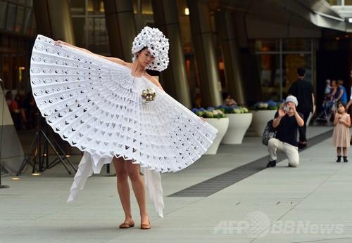 簡単 折り紙:ドレス 折り紙-afpbb.com