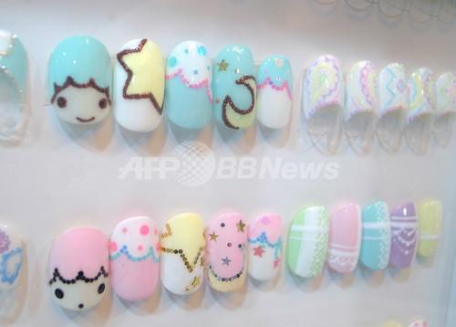 <New Shop>キキララをテーマにしたネイルサロン、東京・南青山にオープン