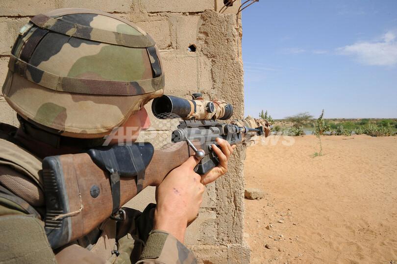 マリ北部の都市ガオで銃撃戦、2日連続の自爆攻撃に続き 写真5枚 国際 ...