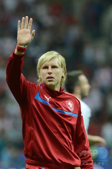 元チェコ代表DFが31歳の若さで死去、自殺か EUROにも出場