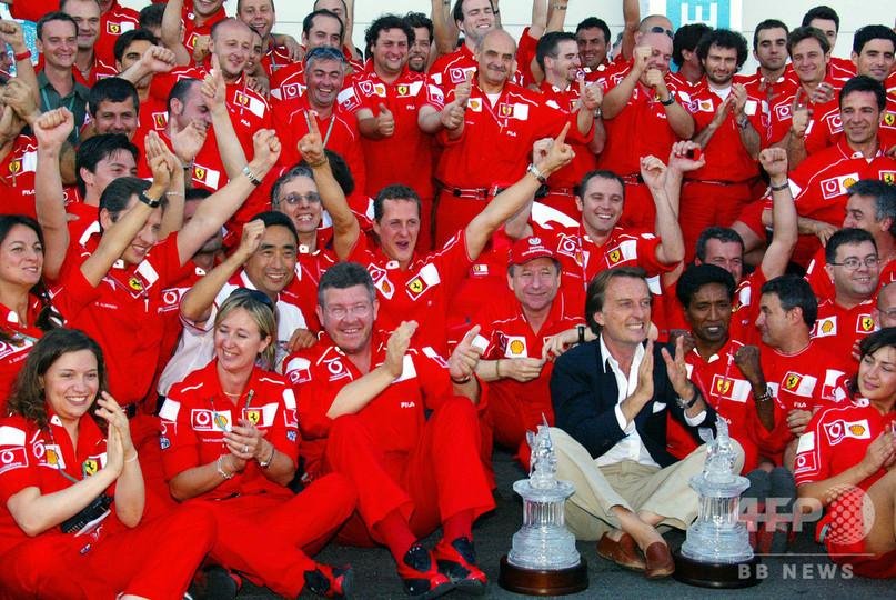 シューマッハ氏の50歳の誕生日記念、フェラーリが特別展開催へ