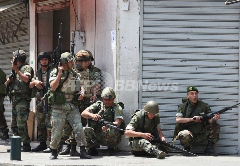 レバノンで与野党支持者が衝突、1人死亡 24人負傷