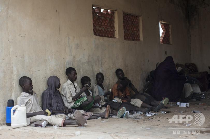 ナイジェリアのコレラ流行、死者100人近くに 国連発表