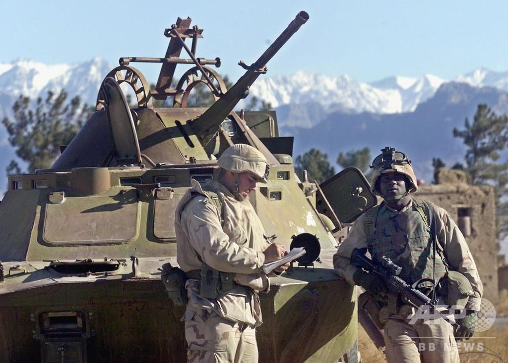 トランプ氏、アフガン駐留米軍「クリスマスまで」の撤退目指す