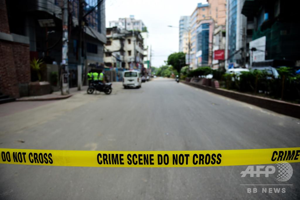 バングラ警察官、レイプ被害女性に主犯の男との結婚強要 懲戒処分に