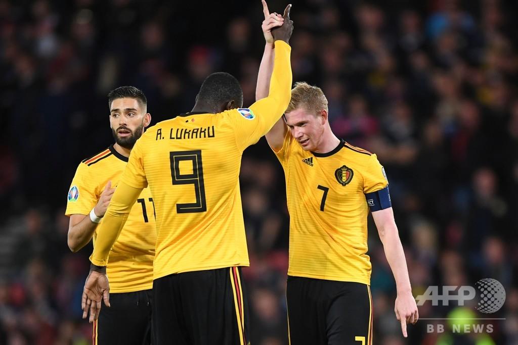 ベルギーとオランダが4発快勝、ドイツも本戦へ前進 欧州選手権予選