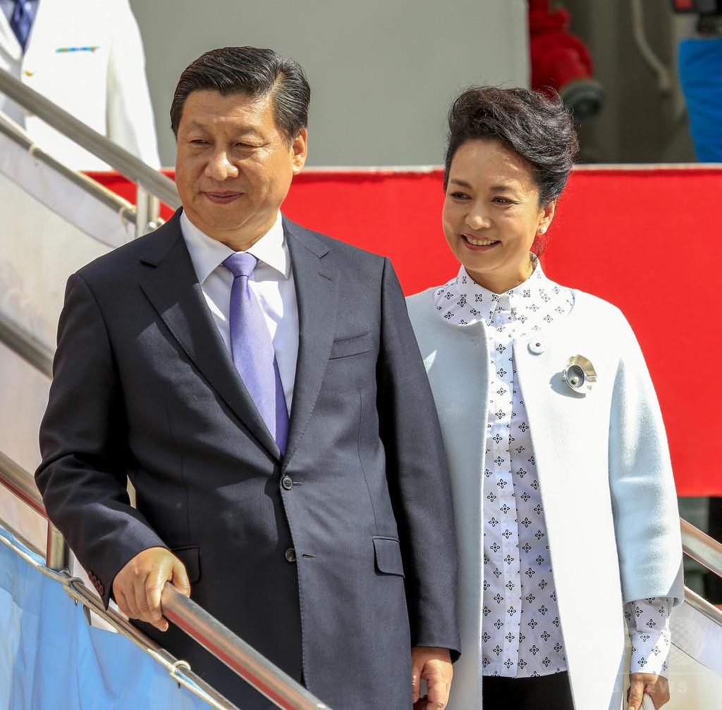 習国家主席夫妻を称える曲、ネットで話題に 中国