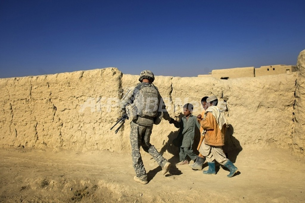 タリバン、「アフガニスタン国土の7割に勢力拡大」 国際シンクタンク