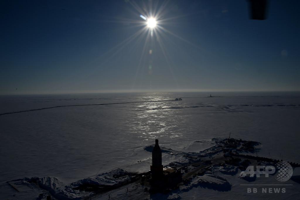 中国が「氷上シルクロード」構想 初の北極政策白書を発表