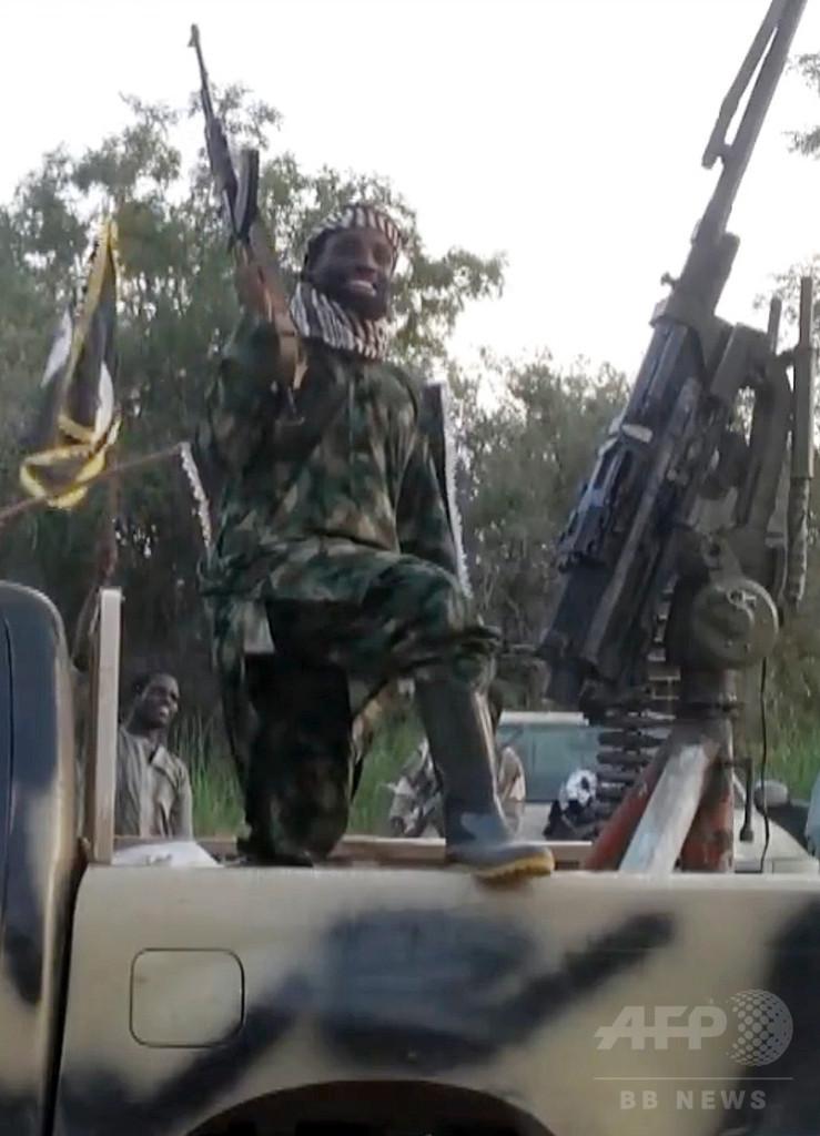 ナイジェリアで新たに女性60人拉致か、ボコ・ハラムとの停戦揺らぐ