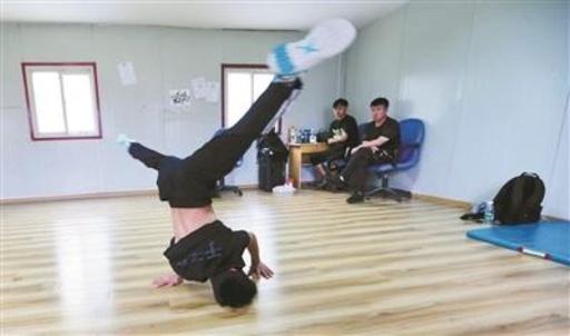 目指せパリ五輪! 15歳のブレークダンサー
