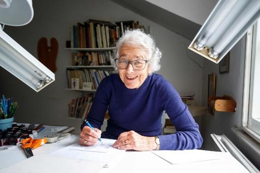「おちゃのじかんにきたとら」 絵本作家ジュディス・カー氏死去 95歳
