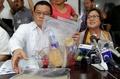 フィリピン空港爆破未遂、容疑者は「反中国感情から攻撃を計画」