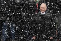 【写真特集】プーチン露大統領の18年を振り返る