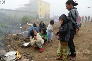 ミャンマー北部、軍と武装勢力の戦闘で数千人が避難