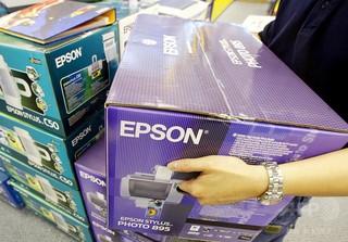意図的に買い替えを強制か、エプソンを調査 仏検察