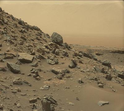 【特集】キュリオシティーが見た火星