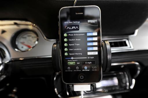 車社会米国、iPhoneアプリで「ねずみ取り」も楽々回避?