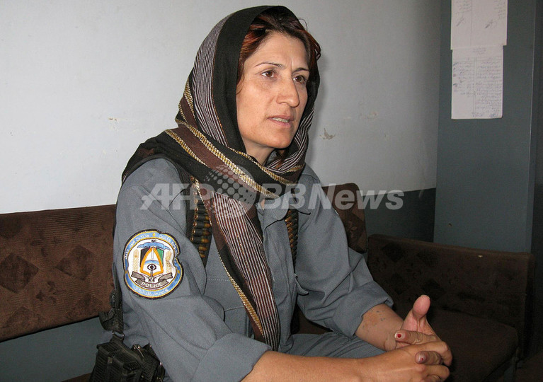 タリバンが女性警察幹部を殺害、アフガニスタン