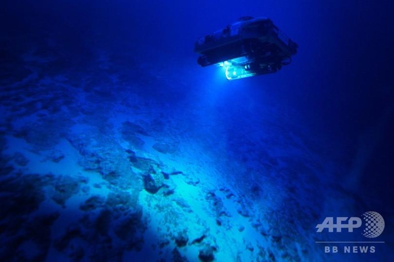 インド洋、未知の深海を探査 新種発見やプラスチックごみの影響解明に期待