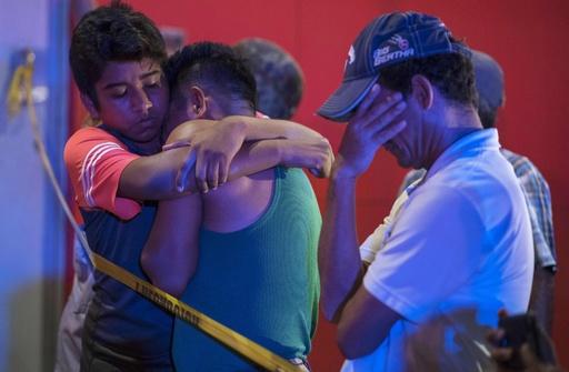 メキシコでバー襲撃、26人死亡 武装集団が銃乱射し放火