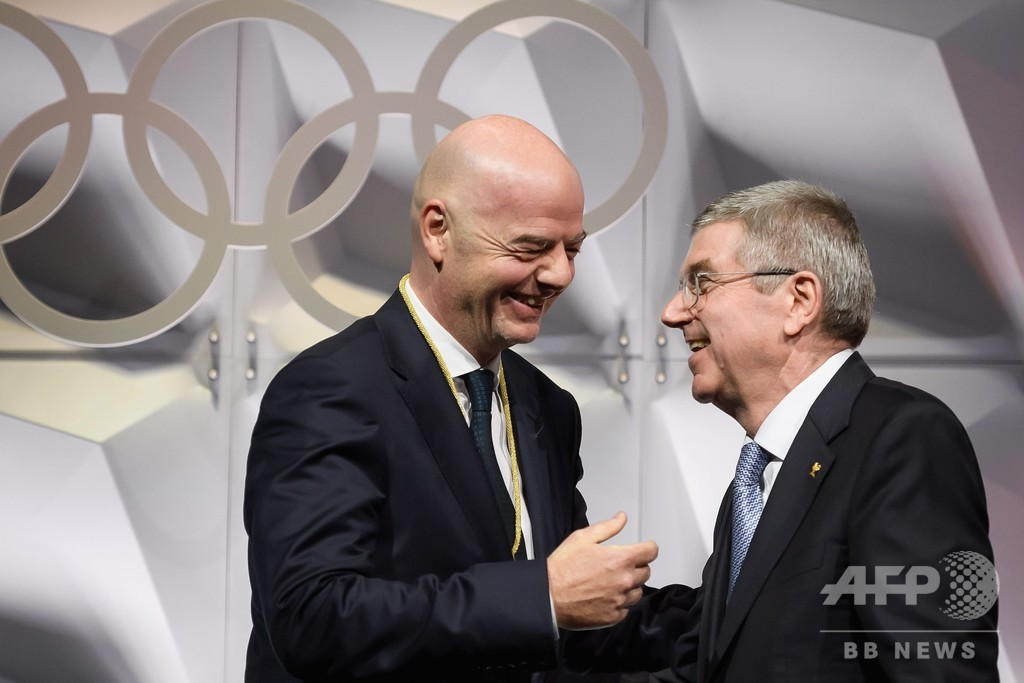 FIFA会長がブラッター氏の後任としてIOC新委員に、JOC山下会長も