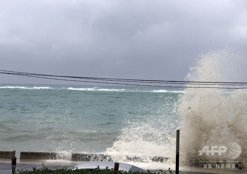 ハリケーン「ドリアン」、バハマで1万3000戸損壊の恐れ 赤十字