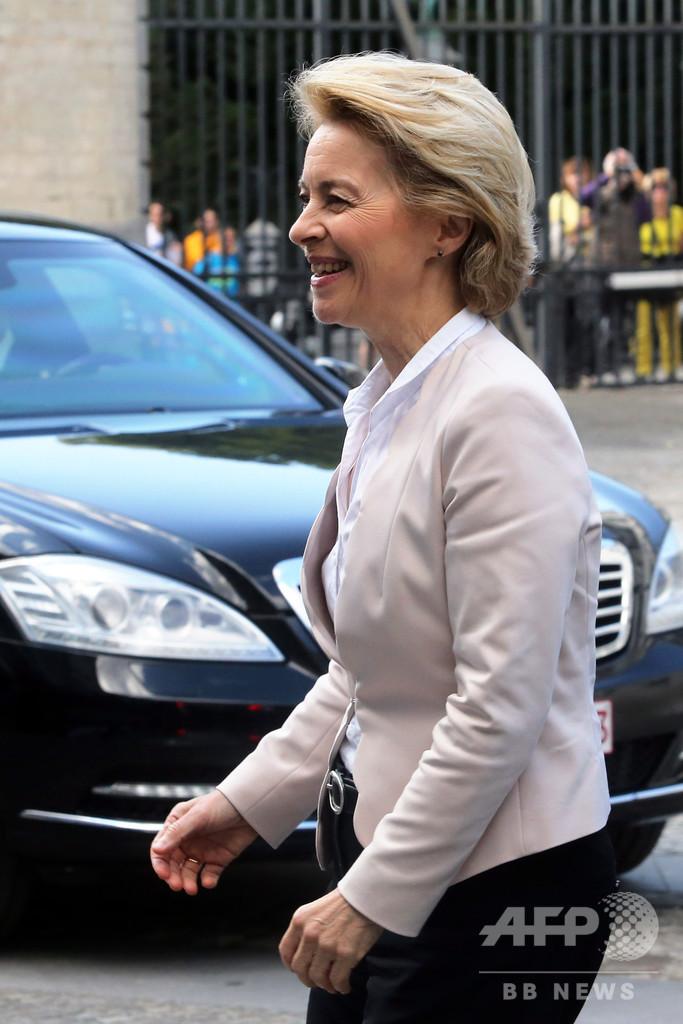 ブレグジットの3度目延期あり得る、次期欧州委員長候補が容認発言