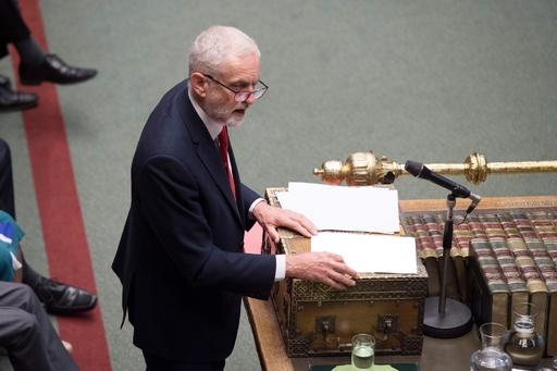 英労働党、EU残留を支持 国民投票の再実施要求へ