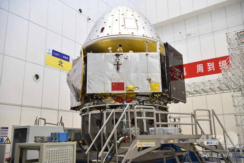 中国の火星探査機は多国籍の機器を装備 人類共通のミッションに挑む