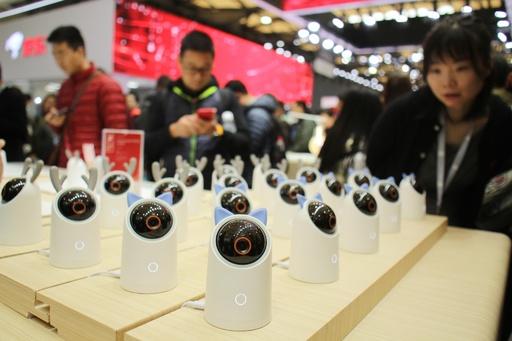 中国の「ハイテク」家電が結集 上海で中国家電博覧会