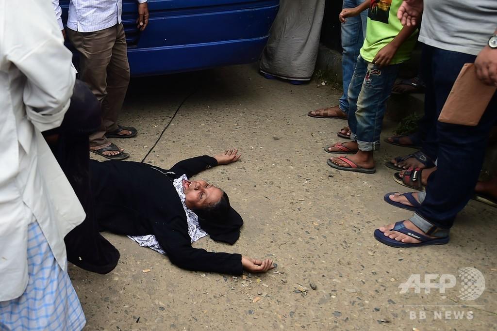 セクハラ告発女子学生殺害事件、16人に死刑判決 バングラデシュ